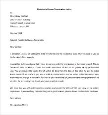 Medical Termination Letter Free Termination Letter Template 14 Free Word Documents Download