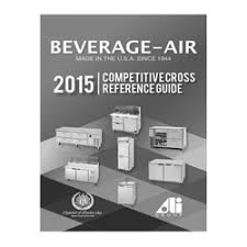 home page beverage air beverage air® competitive cross reference
