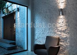 Modern Interior Design CLESSIDRA Modern UpDown Contemporary Wall - Up and down exterior wall lights