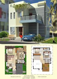 Site Duplex House Plan Rare X Plans West Facing Pre Gf duplex plan 30 40  Site