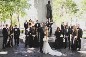 elegant black and white wedding dazzling black white gold wedding elegantwedding ca