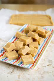 soft creamy vanilla fudge every