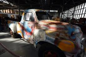 Grateful Dead truck up for auction in Alameda – The Mercury News