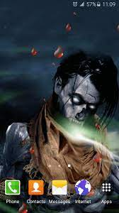 Zombie Live Wallpaper for Android - APK ...