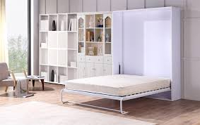 queen size bed with mattress included. Fine Queen Palermo Queen Size Wall Bed And With Mattress Included D