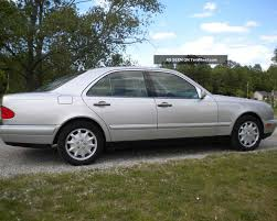 1999 Mercedes Benz E Class Sedan - news, reviews, msrp, ratings ...