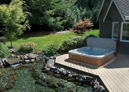 Backyard Designs With Spa Pool Design Ideas