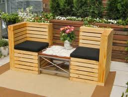 image of make furniture out of pallets