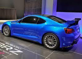 Top Good Stuff: Subaru BRZ Concept STI: