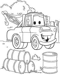pixar cars coloring pages newyork rp cute inside