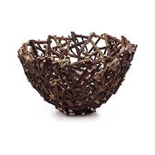 wooden sticks bowl
