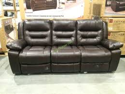 pulaski furniture leather reclining