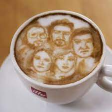 What's better than gulping a fresh cup of yummy coffee? 110 Coffee Foam Art Ideas Foam Art Coffee Art Latte Art