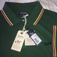 Woolrich John Rich Bros Monterrey Polo Us L Eu Xl Nwt