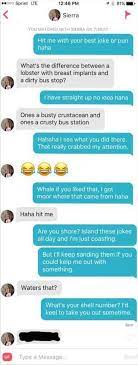 17 funny tinder pickup lines that work