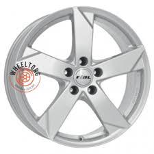 <b>Rial Kodiak</b> Polar Silver <b>7.5x17/5x112</b> ET45 <b>D66</b>.<b>5</b> диски - купить ...