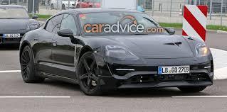 Porsche: Developing Electric Technology An \