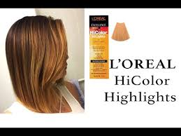 l oreal hicolor highlights natural
