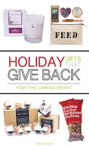 gifts that donate proceeds to charities. Simple Donate Here Our Top Gifts That Give Back For Those On Your Gift List With  For Gifts That Donate Proceeds To Charities Pinterest