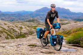 Norway Bike Tour With The Bicycle Touring Pro Bicycle Touring