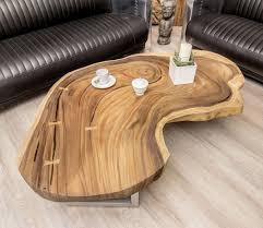 Tisch Holzstamm Free Holzstamm Design Gestell Category With