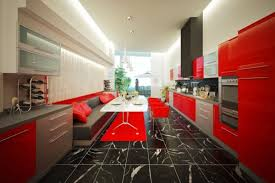 impressive designs red black. Design Ideas 2378 Fabulous Red Kitchen On House Remodel With Marvellous Modern Features Built In Impressive Designs Black T