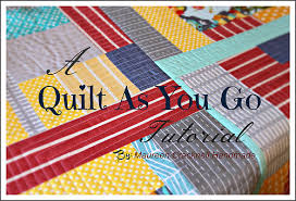 Quilt As You Go Tutorials: QAYG Video and 26 Quilt Tutorials & A Quilt As You Go Tutorial ... Adamdwight.com