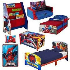 15 Kids Bedroom Design With Spiderman Themes  Home Design And Spiderman Bedroom Furniture
