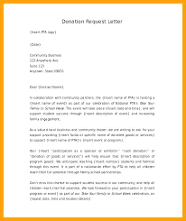 donation request letter school program specific donation letter to donors sample request