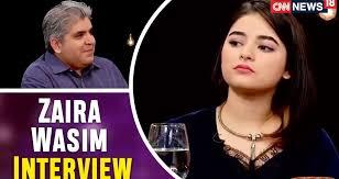 zaira wasim interview secret superstar the bollywood roundtable 2017 cnn news18