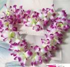 Праздничная гирлянда цветы