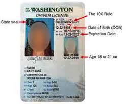 Washington 12 Class 99 13 Permit And 18 Mast Alcohol