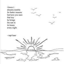 Rupi Kaur Quotes Unique The Best Rupi Kaur Quotes About Love Remembrance And Life