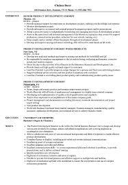 Product Development Chemist Resume Samples Velvet Jobs