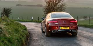 Mercedes E-Class Coupe Review | carwow