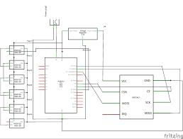 iot aquarium light controller arduino project hub aquarium schem