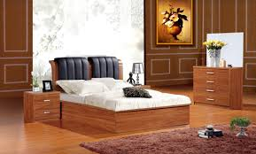 Mdf Bedroom Furniture Designer Walnut Storage Bed Brixton Beds
