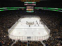 boston bruins seat view for td garden section 308