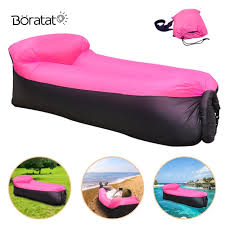 outdoor s fast infaltable air sofa bed good quality sleeping bag inflatable air bag lazy bag
