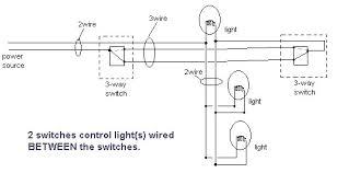 handymanwire wiring a 3 way or 4 way switch what is a 3 way switch at 3 Way Switch Wiring Diagram 2 Switches