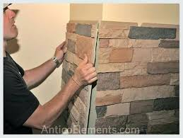 fake stone panels interior faux stone panels best of faux stone wall panels easier then drywall
