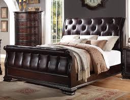 Sheffield Bedroom Furniture Crown Mark B1150 Q Sheffield Queen Sleigh Bed