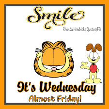 Smile Happy Hump Day Rhonda Hendricks Quotes Facebook