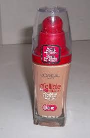 l oreal paris infallible advanced never fail makeup 602 soft ivory 1 fl oz ebay