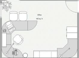home office floor plan. Modern Home Office Floor Plans For A Comfortable Plan T