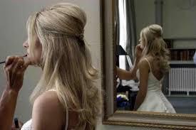 Svatební účes Z Rovných Rozpuštěných Vlasů Máte T