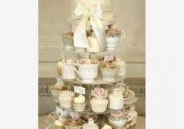 Cupcakes Wedding Cakes Sample Vintage Wedding Cakes