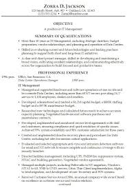 Example Of A Well Written Resume Resume Examples Student