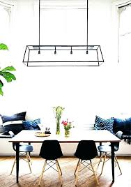 best lighting for dining room modern light fixtures chic chandelier low ceilings