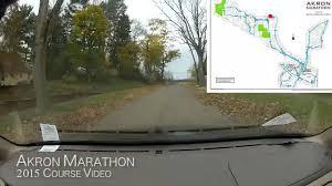 2015 Akron Marathon Course Tour